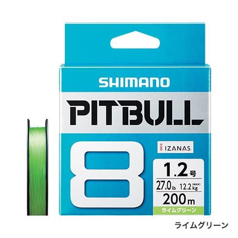 シマノのピットブル