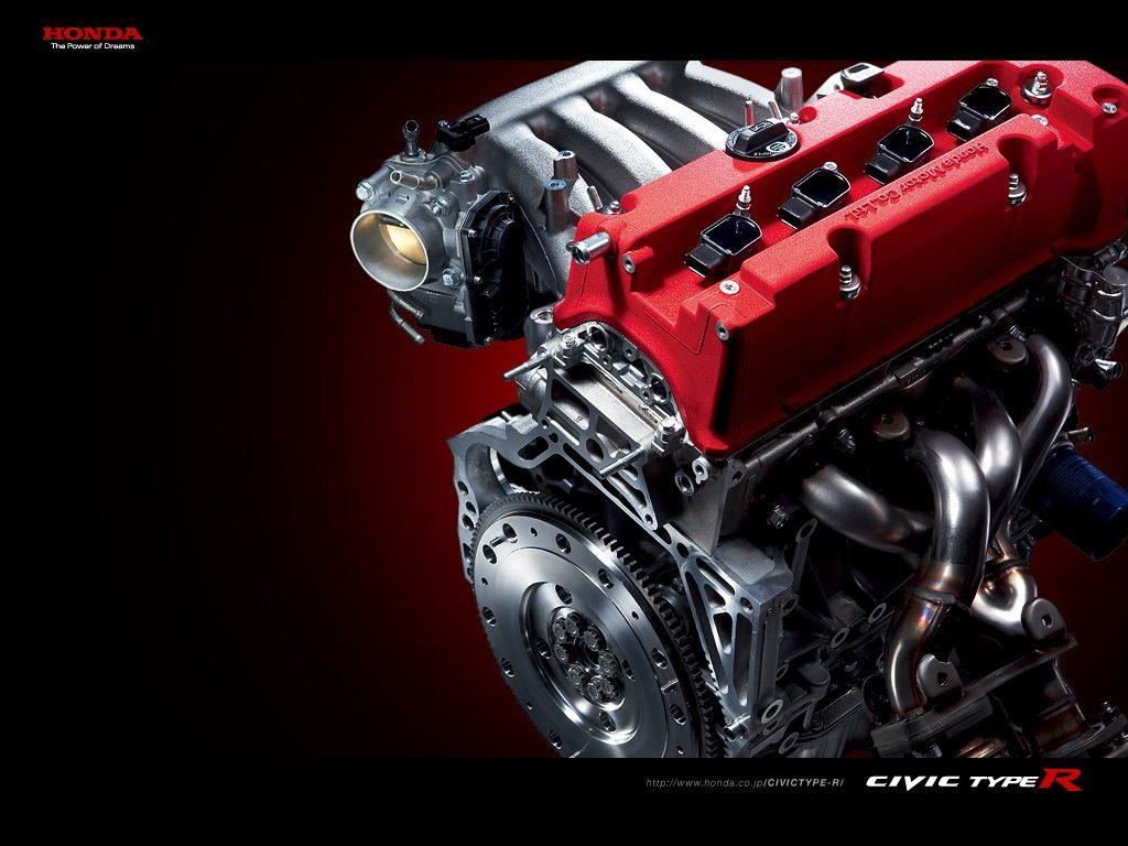 K20Aエンジン