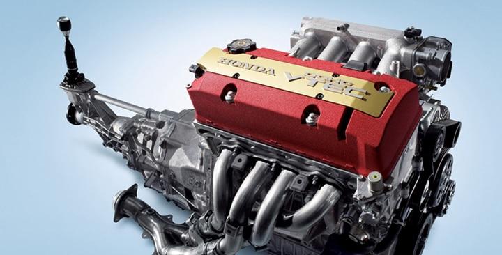 F22Cエンジン