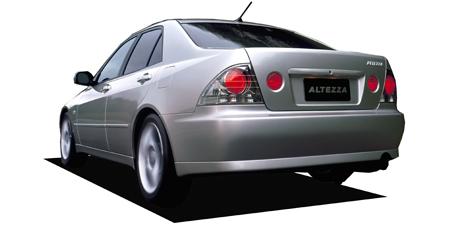 トヨタのアルテッツァ