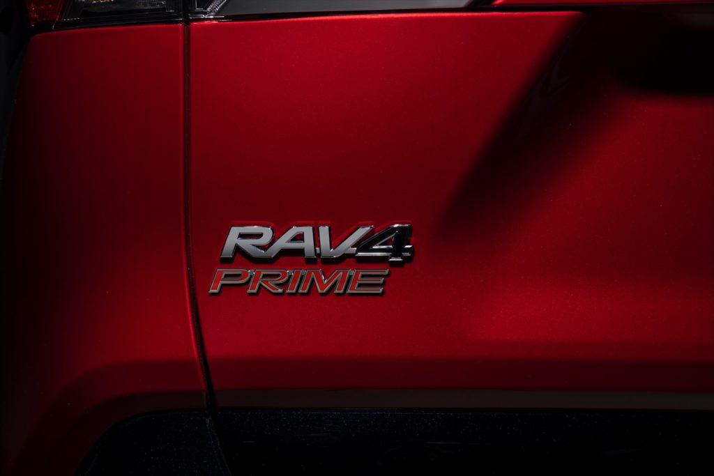 トヨタのRAV4PRIME