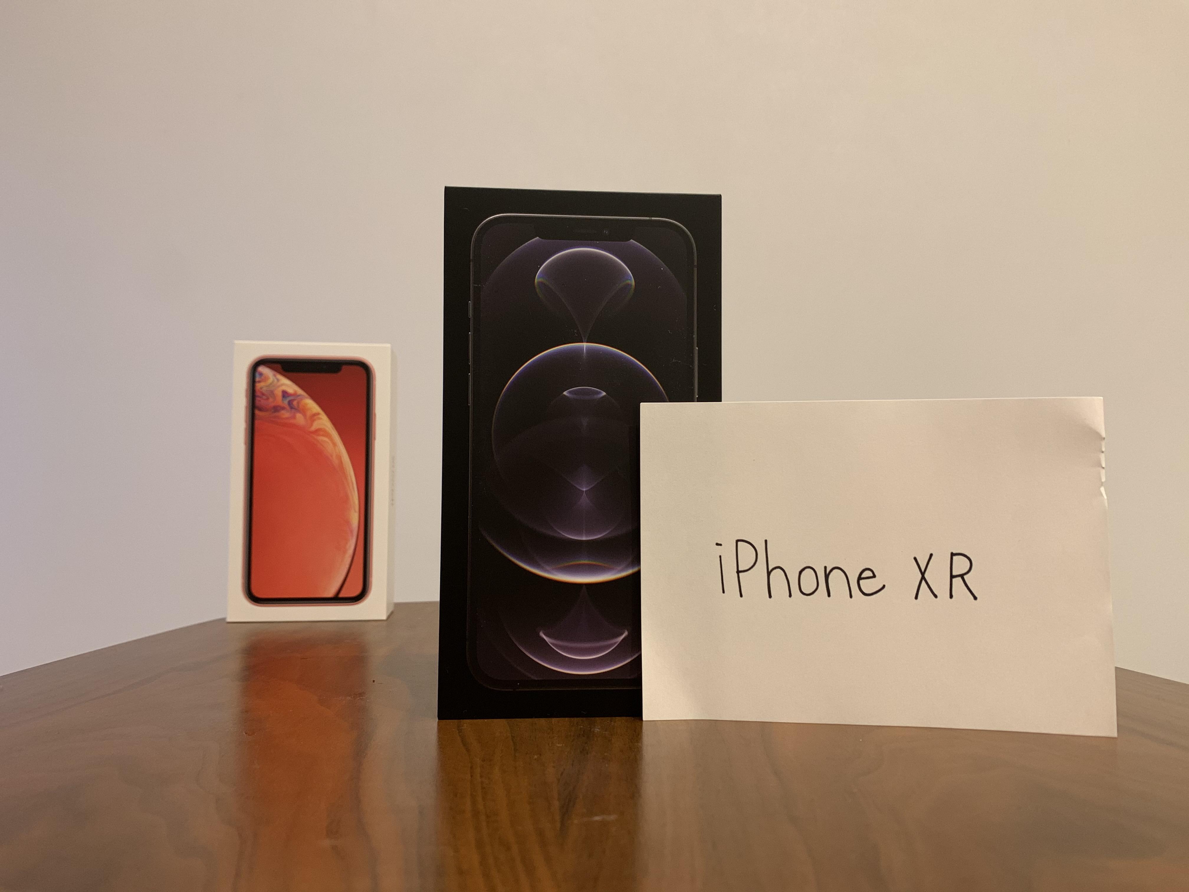 iPhone12promaxカメラレビュー